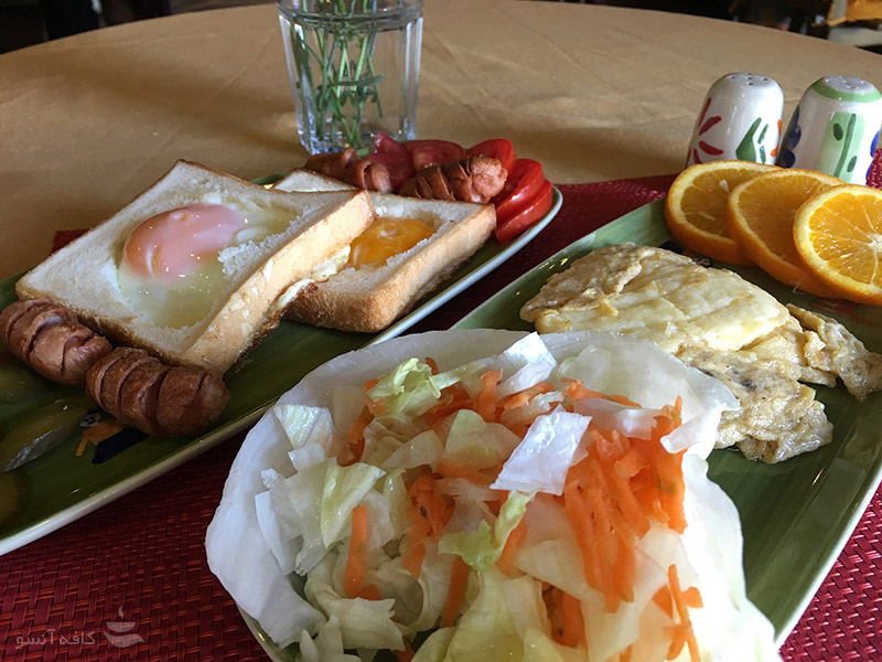 صبحانه مانا