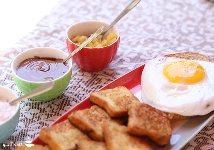 صبحانه شیرین