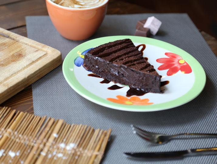 کیک شکلاتی ایرلندی