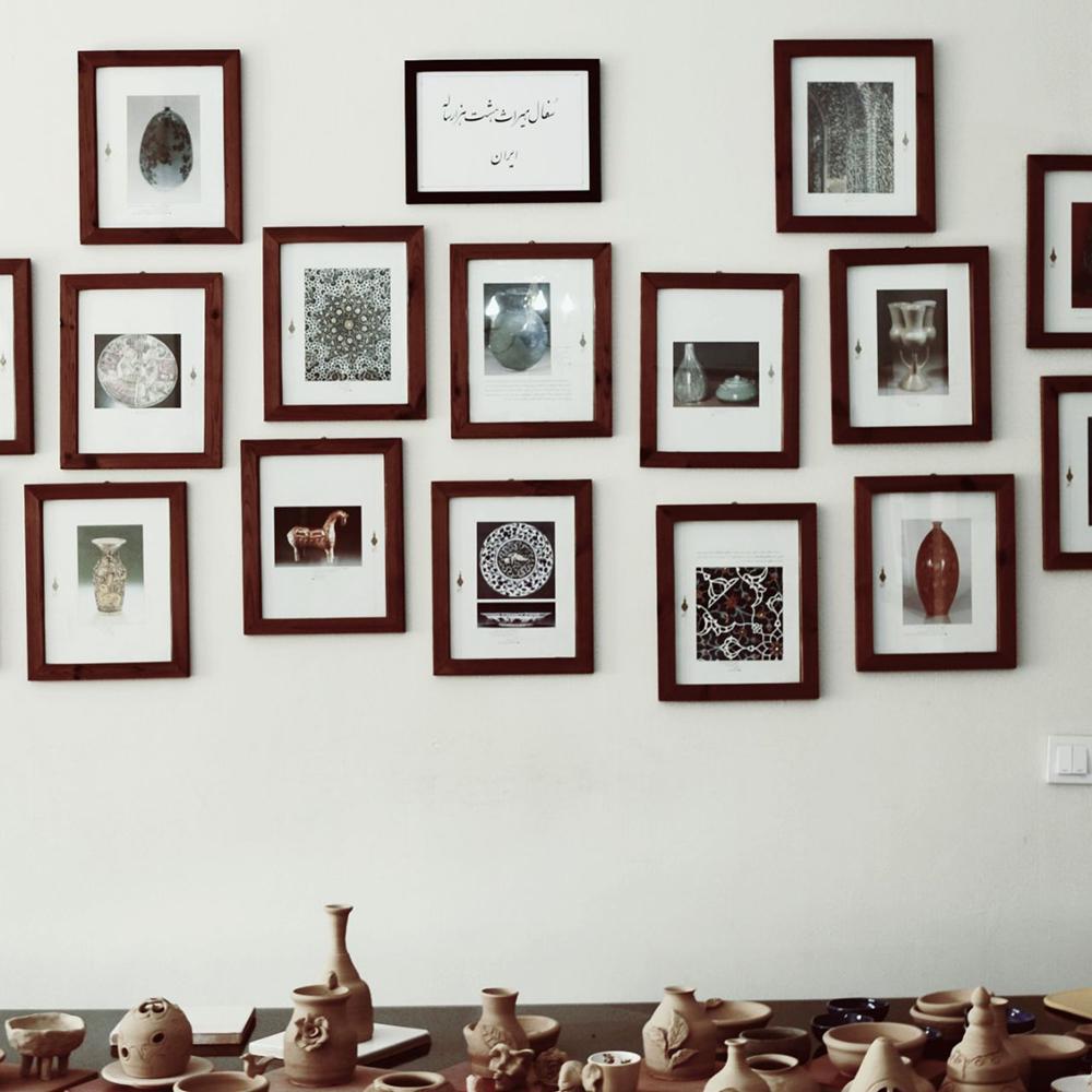فروشگاه سفال آنسو