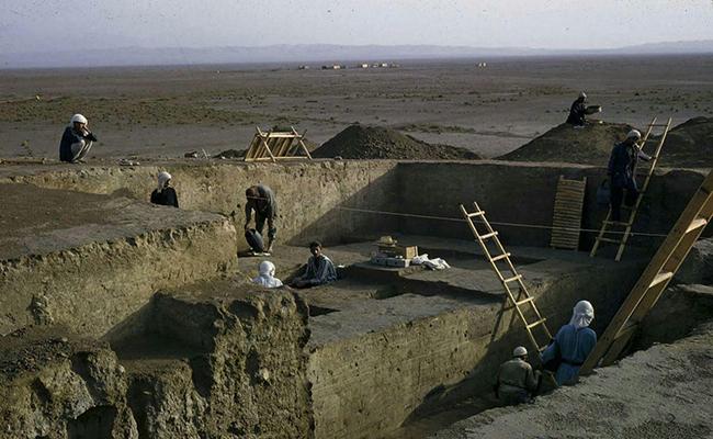 سایت باستان شناسی
