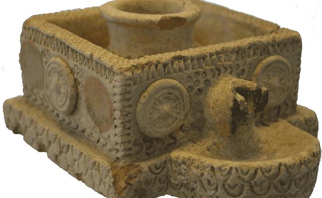 سفال های باستانی