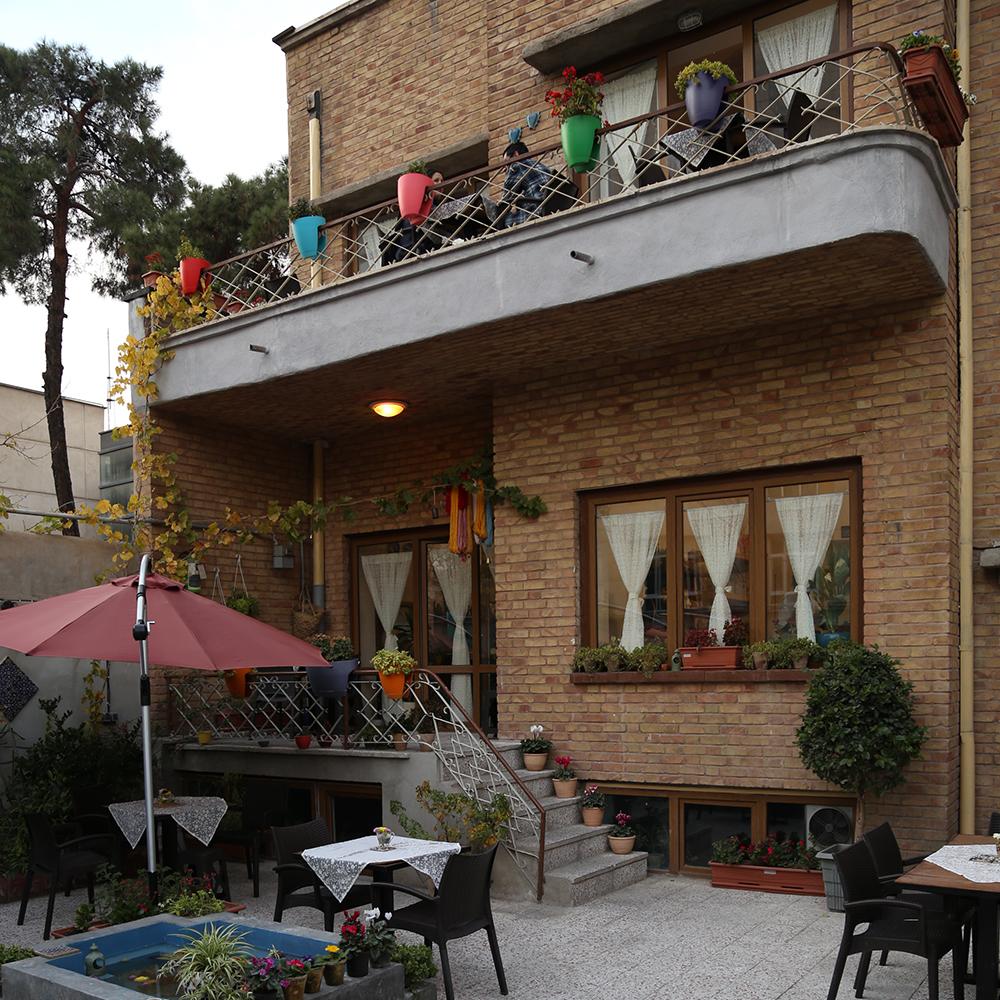 کافه سفال آنسو