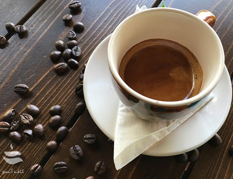 قهوه اسپرسو آنسو
