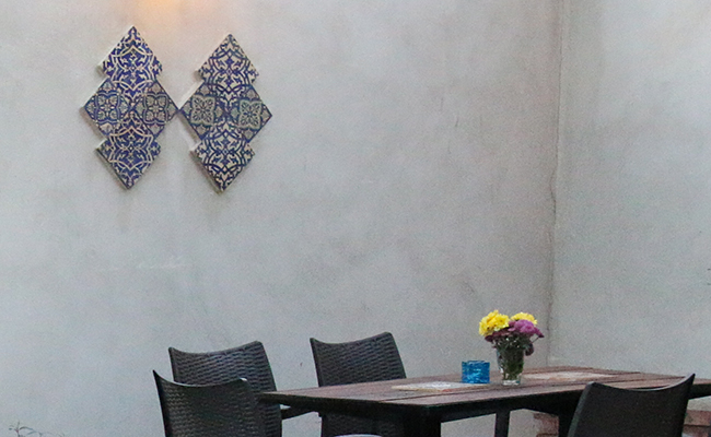 دیوار آنسو قبل از نقاشی