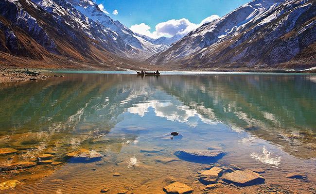 دریاچه سیف الملوک پاکستان