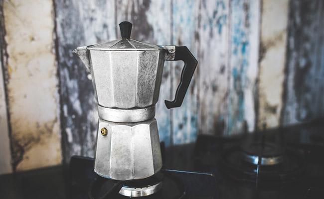 قهوه جوش موکاپات