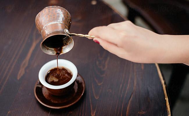 قهوه جوش جذوه