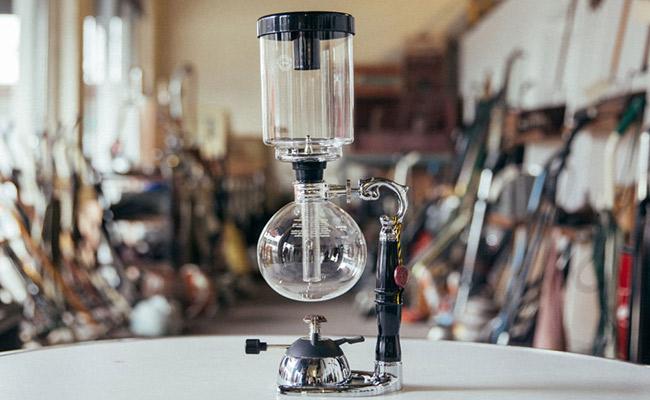 قهوه ساز خلائ یا وکیوم