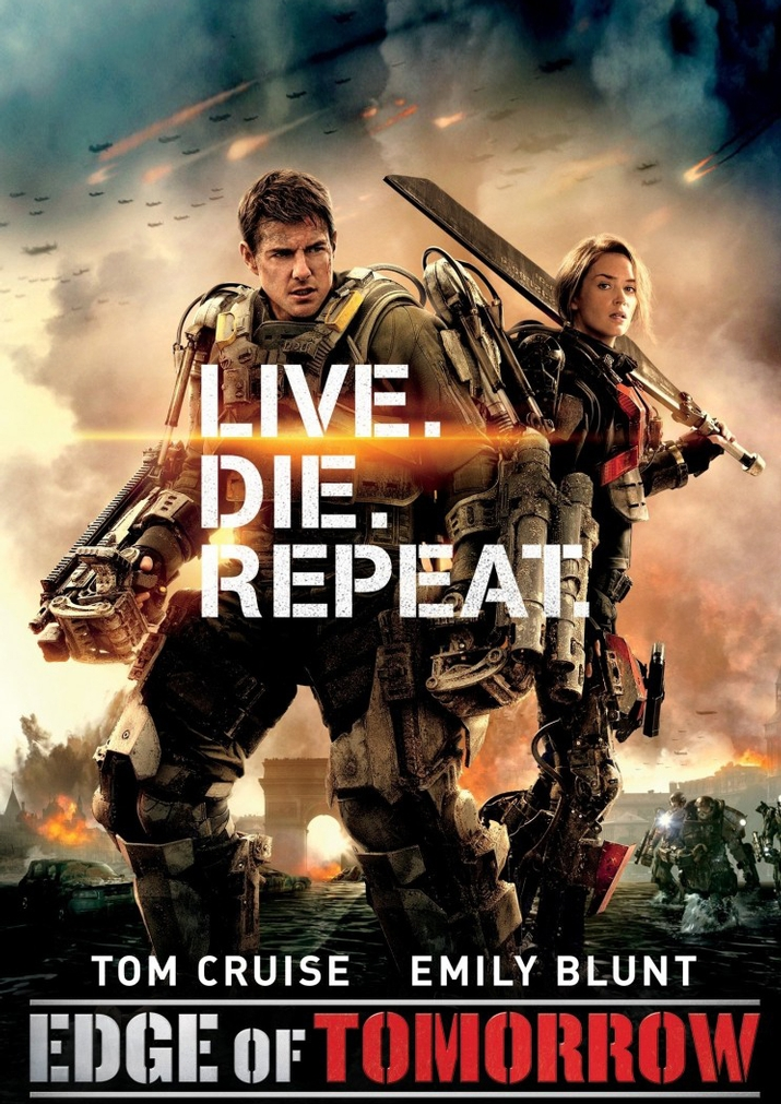 Edge Of Tomorrow (لبه فردا)